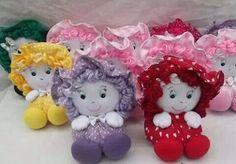 Aprende cómo hacer muñecas de trapo fácil y bonito ~ Solountip.com