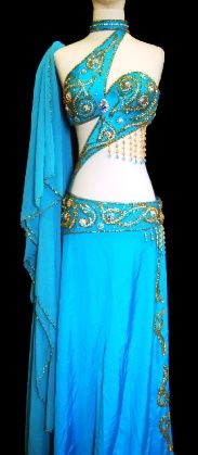LOVE this belly dance top