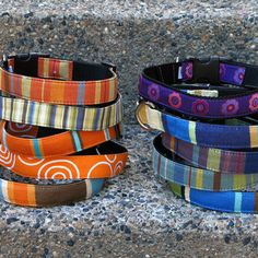 (6) Fab.com   Bold & Beautiful Collars & Leashes