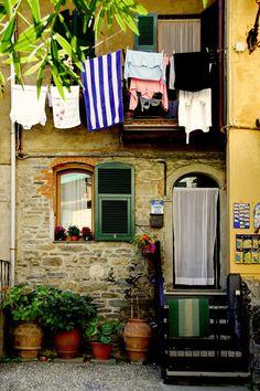 Vernazza,  Cinque Terre, Italy  By- Andre Salvador
