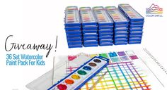 Color Swell World Watercolor Month Giveaway! Kid Art, Art For Kids, Contest Rules, World Water, Process Art, Science Art, School Days, Teaching Ideas, Soups