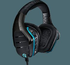 Logitech G633 Artemis Spectrum gaming headphones