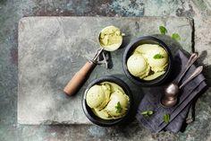 20 parfums de crème glacée sans sorbetière