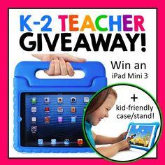 Teacher Giveaway