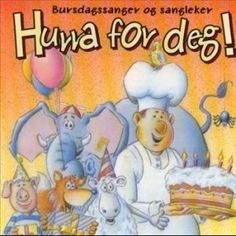 Norwegian birthday song   Less Commonly Taught