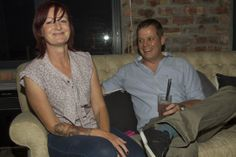 Two of our local Cape Town Facebook fans!