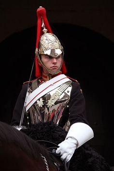 British Horse Guards, full dress.