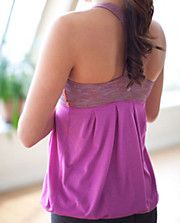 Lululemon tank - Can I get a new wardrobe of these for the summer?