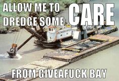 Do you care?