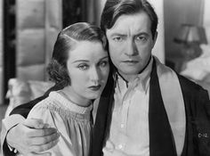 Fay Wray and Claude Rains in The Clairvoyant 1934 Great Films, Great Stories, Erich Von Stroheim, Claude Rains, Fay Wray, Lawrence Of Arabia, Film Institute, Invisible Man, British American