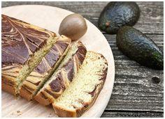 Avocado marble cake - Cakewhiz