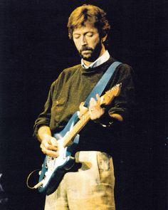 1985 - Clapton on tour