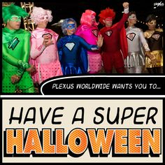 Have a wonderful and safe Halloween.