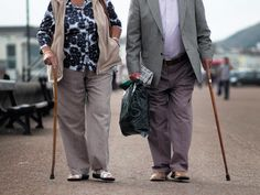 Pensioners have greater share of UK wealth than under-45s, study shows | Home News | News | The Independent