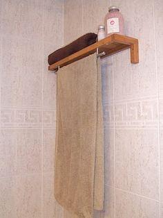 El estante toallero de Mireia : x4duros.com