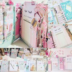 """Meine """"top6"""" im Januar 2016  My 6 best photos in January 2016  Meine liebsten Farben sind leicht zu erkennen... #top4forjanuary #top4 #happymail #filofax #verpackungsopfer #odernichtoderdoch #happymails #tauschbrief #paper #pastell #pastellover #pink #rosa #plannerclip #plannergirl #plannerlife #planning #kikkikplanner #kikkikplannerlove #kikkikmint #mint #katespadeplanner #filofaxaddict #filofaxgoodies #filofaxaccessories #stationery #maskingtape #washi #odernichtoderdoch…"""