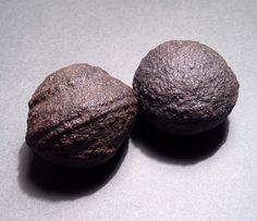 Shaman Stones Moqui Marbles Sandstone Concretions Matched Pair no.1 on Etsy, $14.00