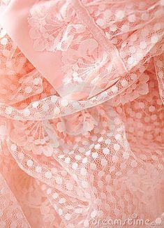 Pink vintage lace by Illustrart, via Dreamstime