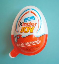 """Kinder Joy, Kinder Joy, It's time to eat a Kinder Joy. "" This song brings back so many memories of my India trip."