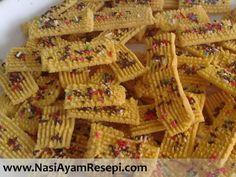 Resepi Biskut Nestum Paling Sedap dan Rangup   RECIPE   Pinterest