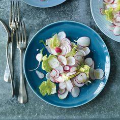 Boston Lettuce and Radish Salad Recipe - Katherine Anderson   Food & Wine