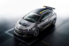 Opel Astra OPC Extreme Begs to be Produced and Raced Against Honda's Civic Type R [w/Video] - Carscoops