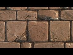 Creating a beautiful, seamless tiled texture using Maya, Photoshop, nDo2, and Xnormal - Free Video Tutorial!