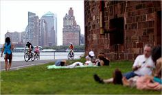 Governors Island, a Haven in New York Harbor, Is a Secret No More - NYTimes.com