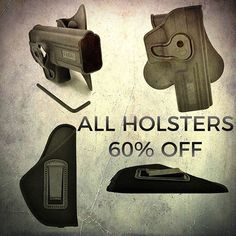 Only Today All Holsters 60% OFF! Hurry while supplies last! The deal ends tonight at 11:59pm EST! #bastion#bastionforglock #bastionholsters #bastionedc#bastionedcgear #edcgear #holsters #forglock#dealoftheday #promotion #unbelievabledeals