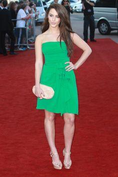 Jessica Lowndes - Arthur - European Premiere - Inside Arrivals