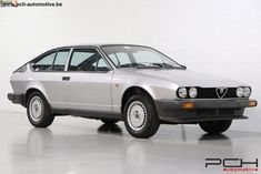 Alfa Romeo GTV - Youngtimers a vendre Alfa Romeo Gtv6, Alfa Gtv, Fiat, Cool Cars, Vintage, Collector Cars, Vintage Comics