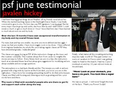 June Testimonial Winner!
