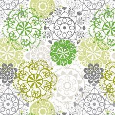 Paper - Printable - Fond - Background - Scrap - Green and Grey