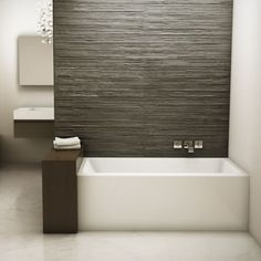 Rectangular Bathtub Alcove tub - Fixed Integral Skirt Available in Left (L) or Right (R) Hand Drain Integrally Molded Tiling Flange White or Biscuit 57 Channel