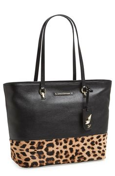 Diane von Furstenberg 'Sutra Ready to Go' Leather Shopper available at #Nordstrom