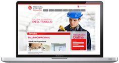 Desarrollo de Pagina Web de Medical Center
