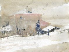 andrew wyeth winter paintings - Google Search: