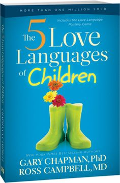"""Connecting with your child, even if s/he """"speaks"""" a different love language than your own."""