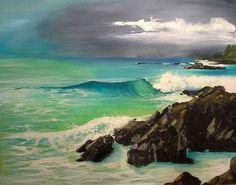 Shirley Almeta Lennon's painting