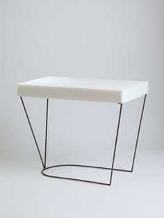 butcher block desk, matthias kaiser