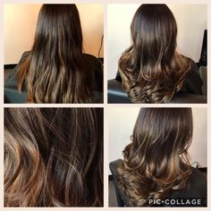 These Pictures are Before and After We will be more than happy to help you with a new look Get ready for The Month of Love is Here!!! For more Information call @5759141948