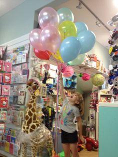 Balloons, Cake, Desserts, Tailgate Desserts, Globes, Deserts, Kuchen, Balloon, Postres