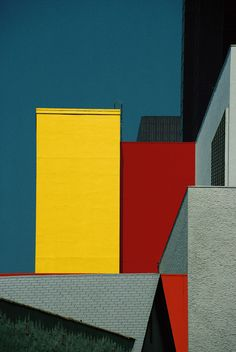 Geometry and Color  by Franco Fontana  Incredible!