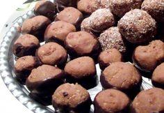 Gesztenyés-csokis golyó