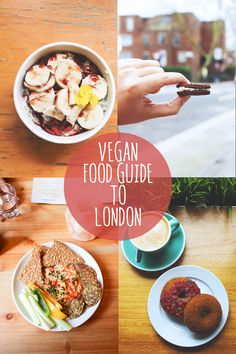 London was a vegan foodie paradise! Seriously, I was so excited for our Valentine's Day getaway in London because I knew it would mostly be a foodie trip for me. And I was…