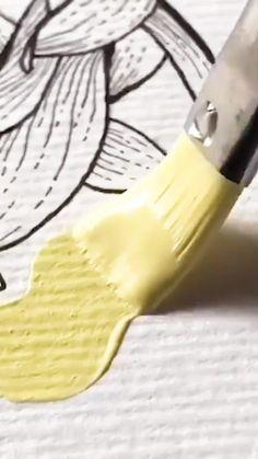 Simple Canvas Paintings, Small Canvas Art, Mini Canvas Art, Cool Paintings, Art Drawings Beautiful, Cool Art Drawings, Art Drawings Sketches, Acrylic Set, Pretty Art