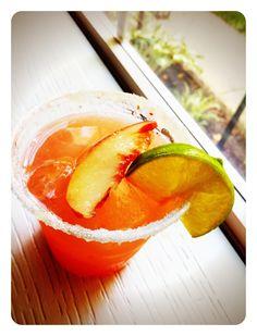 So Freakin' Delicious!: Fresh Peach Margarita...
