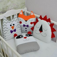 Crib bumpers - Baby bed bumper - Crib bedding - Cot bumper set Cot Bumper Sets, Baby Cot Bumper, Baby Crib Bumpers, Dream Catcher Bedding, Best Baby Cribs, Kids Blocks, Cool Gifts For Kids, Fabric Toys, Unisex Baby