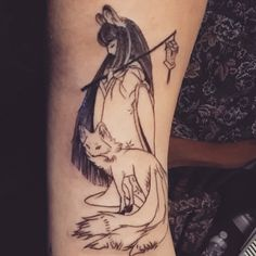 "tattoos-org: "" Kitsune """