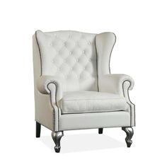 Alma Lounge Chair- CFG Furniture- Contract Furniture- Upholstery- Deep Buttoning.